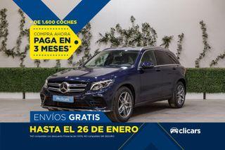 Mercedes Clase GLC GLC 250 4MATIC
