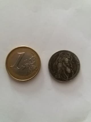 Moneda Conmemorativa USA 5 centavos.