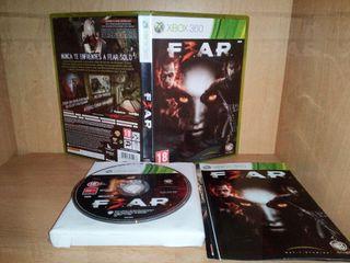 FEAR 3 (2011) xbox360