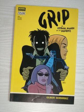 Grip: El extraño mundo de los hombres