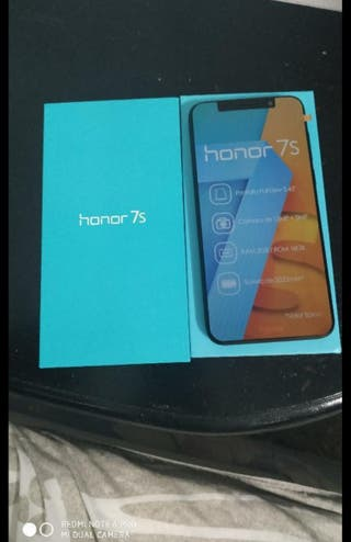 Teléfono Honor 7s