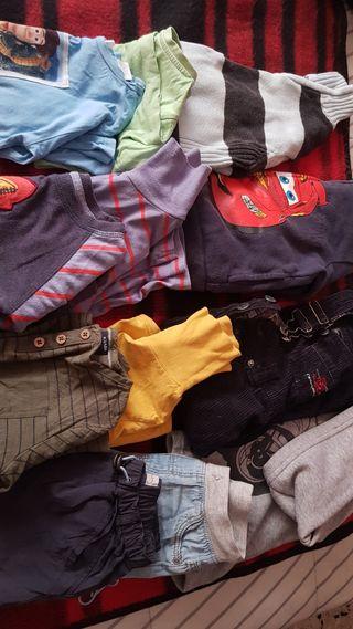 ropa niño 3- 4 años
