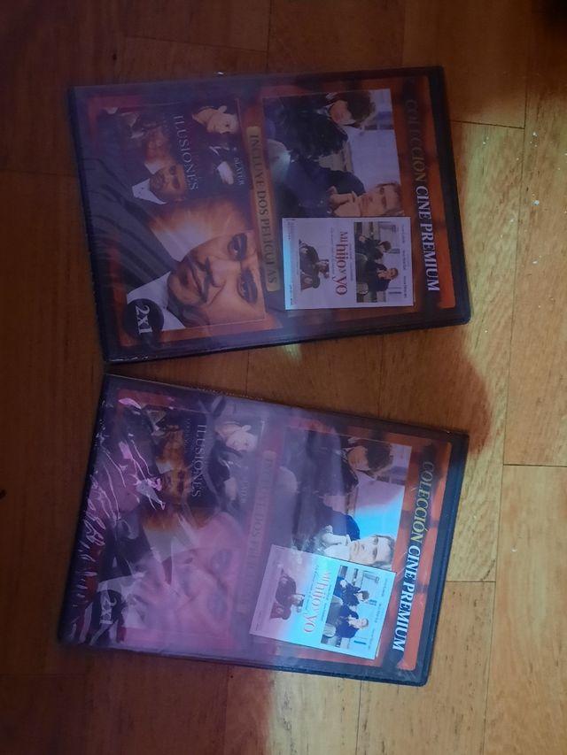 lote películas DVD precintada