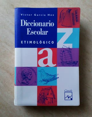 Diccionario Escolar Etimologico