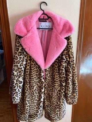 Abrigo leopardo KLING