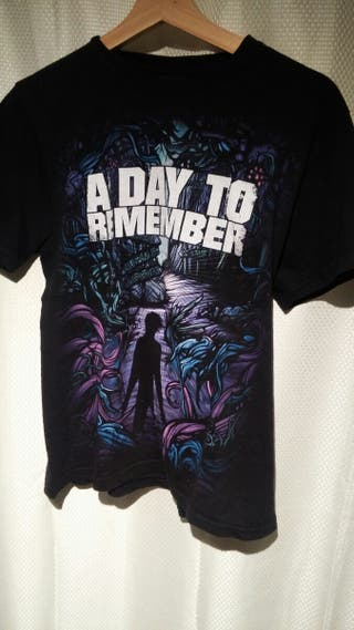 Camiseta - A day to remember -S