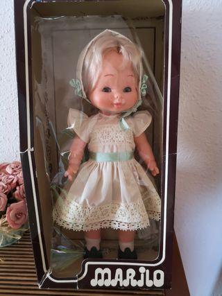 Muñeca MARILÓ de Famosa nueva años 70.