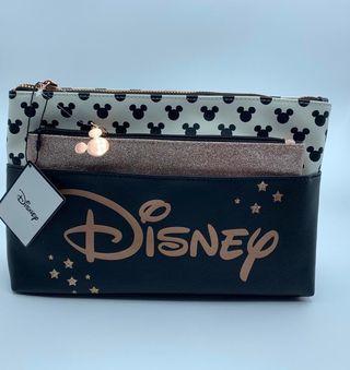 Set neceser doble Mickey Mouse Disney