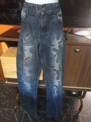 Pantalones para niño talla 12