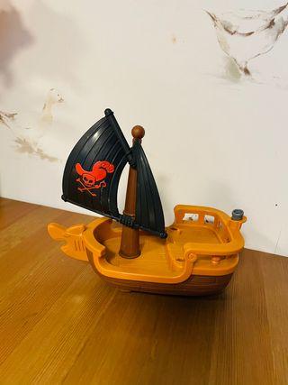 Barco pirata Mattel