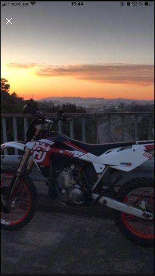 Husqvarna 250 2t 2007