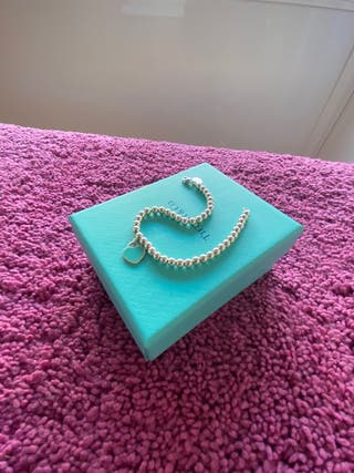 Pulsera de Tiffany auténtica