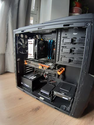 PC Gaming COMPLETO (precio negociable)