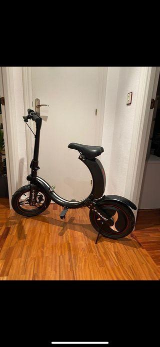 Bicicleta - patinete electrica