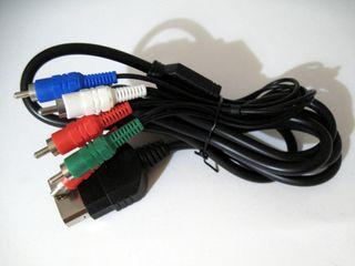 CABLE DE COMPONENTES (X-BOX Clásica) NUEVO