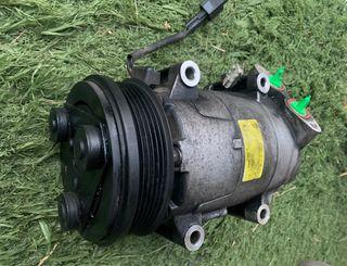 Compresor aire acondicionado Ford focus II 1.6 hdi