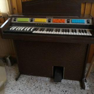 organo hammond piper II