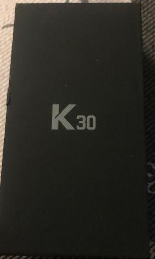 Teléfono Móvil LG K30