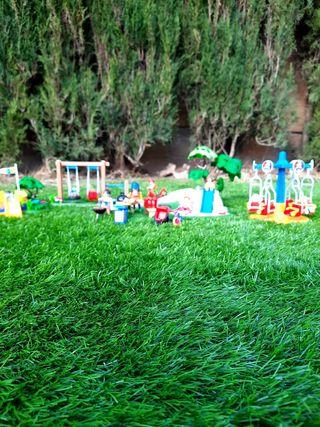 Playmobil. Parque de Atracciones.