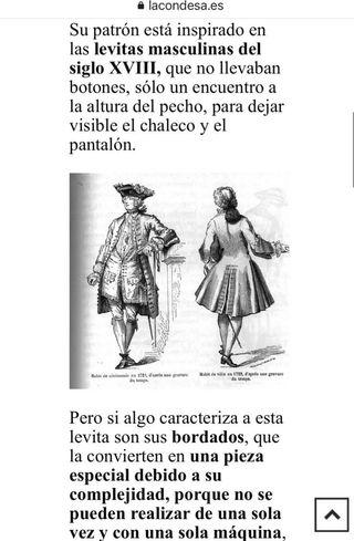 Levita Rey La Condesa