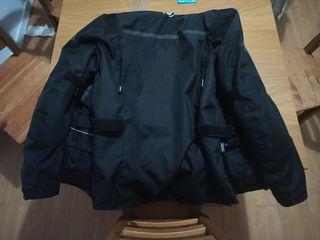 chaqueta de moto Garibaldi.