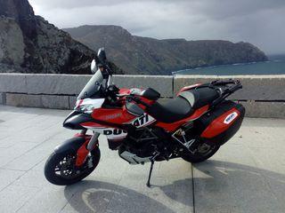 Ducati multistrada 1200s touring 2014