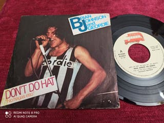 single Brian Johnson AC/DC