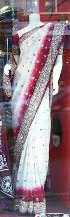 Beautiful Traditional Style Saree