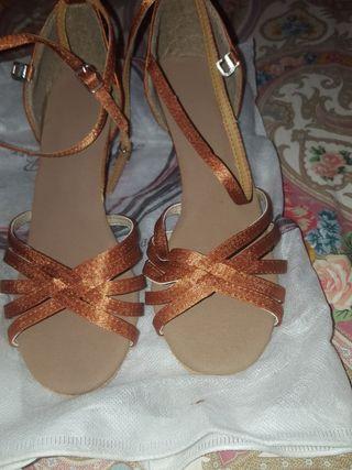 zapatos de baile nuevos sin estrenar t 38