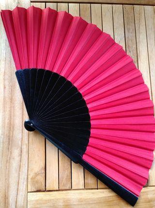 Abanico grande para baile Flamenco
