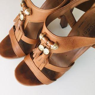 GUCCI sandalias originales.