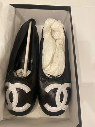 Zapatos chanel original impecable