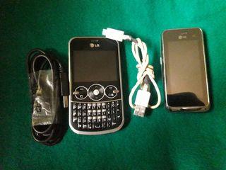 Teléfonos LG