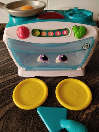Cocinita interactiva leap frog
