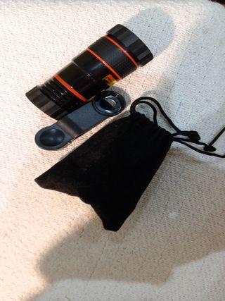 Kit de objetivos para móvil