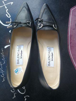 Zapatos de tacón marca Balenciaga