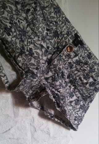 Pantalon corto - vaquero corto H&M de mujer