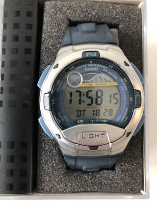 Casio : reloj cronometro niño