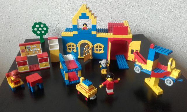 Lego años 80. Fabuland 344