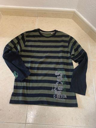 Camiseta manga larga niños