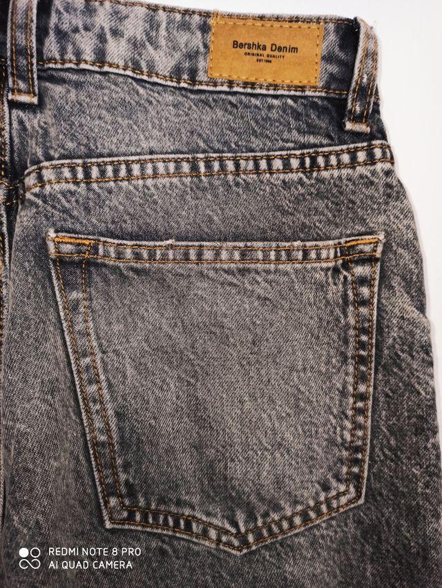 Juveniles Pantalones De La Bershka De Segunda Mano Por 15 En Reus En Wallapop