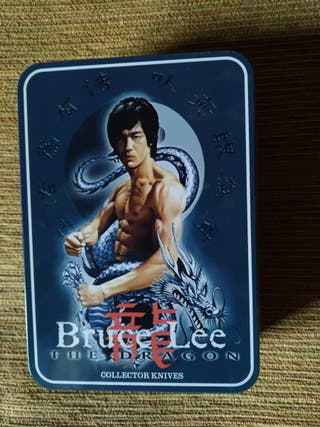 Navaja Bruce Lee