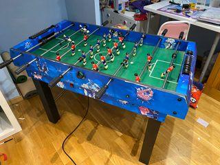 Mesa multijuegos - Futbolín - Billar - Hockey aire
