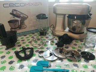 Robot de cocina programable CECOMIXER