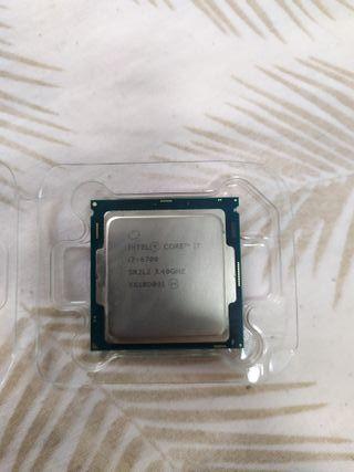 Procesador intel i7 6700
