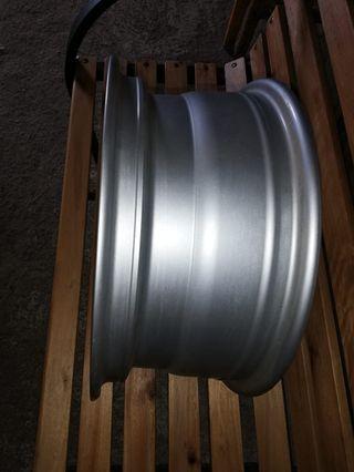 Llantas aluminio 15pulgadas, a estrenar