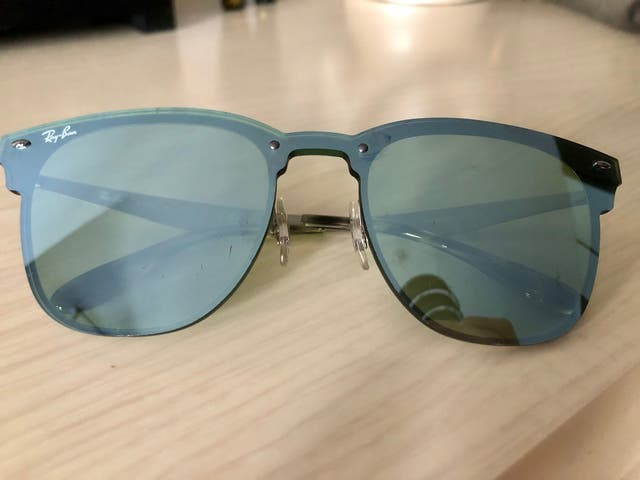 Gafas de sol Ray-Ban Blaze Clubmaster