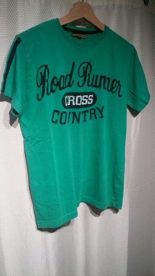 Camiseta de chico - verde