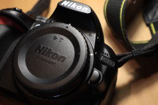 Cámara réflex Nikon D3100 mas objetivos, y mas.