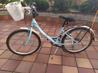 Bicicleta de Niña Girl240DTB